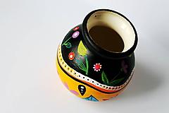 Dekorácie - Vázička (9x10) - 10754459_