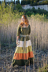 Šaty - Summer field dress - Ann - 10754289_