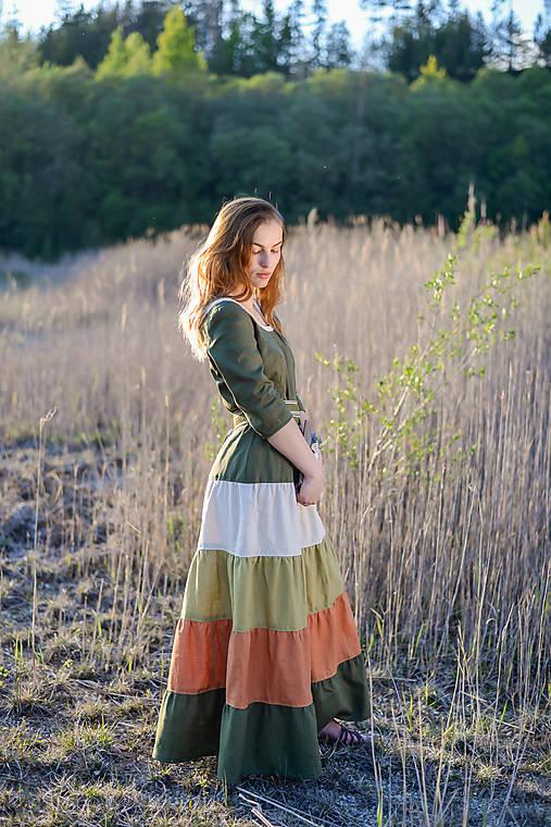 Summer field dress - Ann