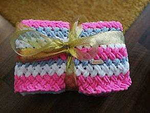 Textil - Deka pre princeznú - 10753850_