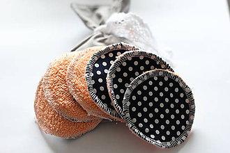 Úžitkový textil - Odličovacie tampóny - 10752679_