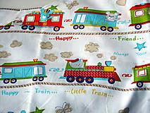 Textil - letný vak na spanie  (110) - 10751807_