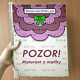 Papiernictvo - Pozor! Maturant z matematiky - zakladač - 10752891_
