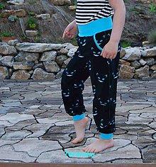Detské oblečenie - Nohavice