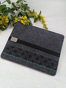 Na notebook - Niečo nielen pre pánov (obal na tablet/malý notebook) - 10755732_