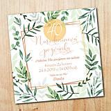 Papiernictvo - Narodeninová pozvánka - Listy pre Lussulu - 10755283_