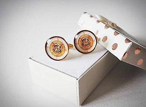Šperky - Manžetové gombíky - 10758061_