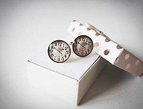 Šperky - Manžetové gombíky - 10758066_