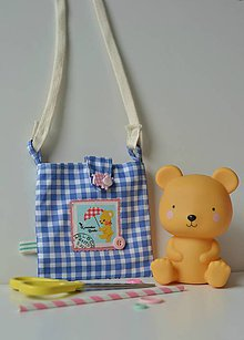 Detské tašky - kabelka - 10756831_