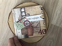 Papiernictvo - Pánska pohľadnica - lietadlo - 10755327_