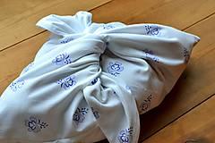 Iné tašky - Ekologické vrecko vo folk štýle - 10757681_