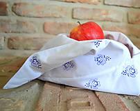 Iné tašky - Ekologické vrecko vo folk štýle - 10757688_