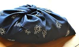 Iné tašky - Ekologické vrecko vo folk štýle - 10757691_