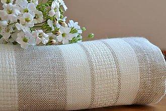 Úžitkový textil - Stredový behúň - 10756061_