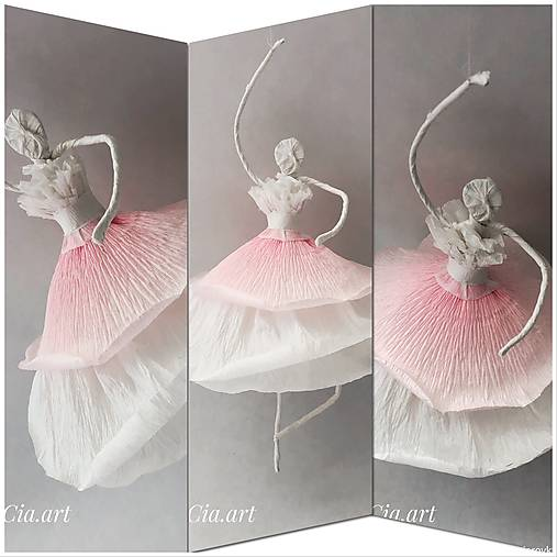 Roztancovaná balerína 2
