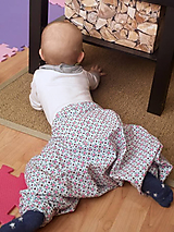 Detské oblečenie - .MiNi Háremky... 100% dizajnová bavlna - 10755280_