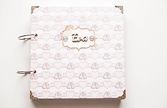 "Papiernictvo - Baby Book ""Eva"" - 10756337_"