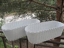Košíky - Truhlík 40x15, v.13 cm - 10755589_