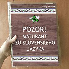 Papiernictvo - Pozor! Maturant zo slovenčiny - zakladač (7) - 10756307_