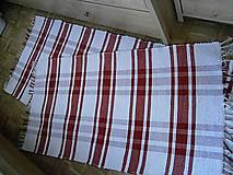 Úžitkový textil - suprava kobercov - 10760641_