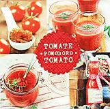 Papier - S818 - Servítky - rajčiny, bazalka, pomodoro - 10759034_