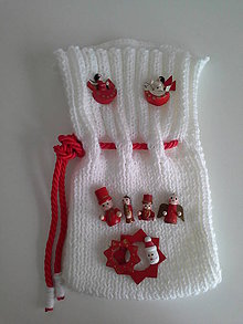 Úžitkový textil - Vrecúško 14 - 10758999_