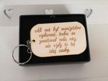 Kľúčenky - Kľúčenka - manželstvo - 10759924_