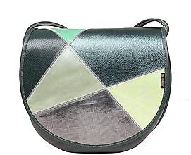 Veľké tašky - Kožená taška ZUZA - 10760795_