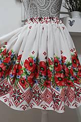 Sukne - Sukňa-maky - 10759262_