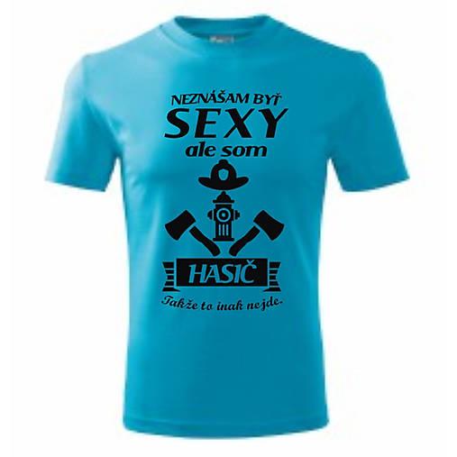 0f6a8a7a4a19 Pánske tričko pre HASIČOV   ele-ele - SAShE.sk - Handmade Oblečenie