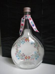 Nádoby - Fľaša - 10759945_
