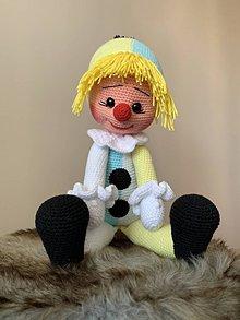 Hračky - bábika šaško OFINKA - 10760288_