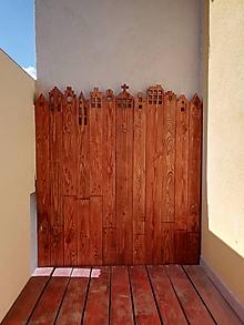 Nábytok - Dekorácia na balkón - 10758776_