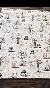Textil - Minky posteľná bielizeň  - 10758301_