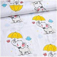 Textil - letný vak na spanie - 10760427_