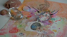 Kresby - Luční víla - 10758951_