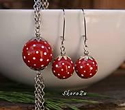 Sady šperkov - Guličkový set - 10760881_