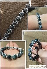 Náramky - Shamballa bracelet - 10760963_