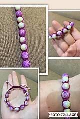 Náramky - Shamballa bracelet - 10760964_