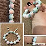 Náramky - Shamballa bracelet - 10760965_