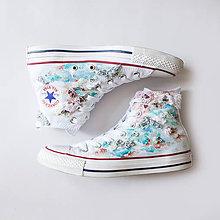 Obuv - Portuguesa shoes (vysoké topánky) - 10762117_
