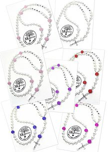 Iné šperky - Ruženec bobuľky - 10760985_