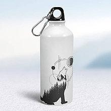 Nádoby - Turistická fľaša - 10760986_