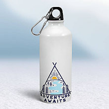 Nádoby - Turistická fľaša - 10760987_