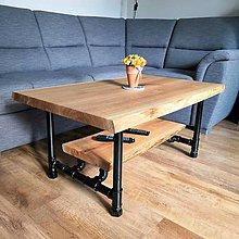 Nábytok - Konferenčný stolík - 10762324_