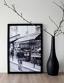 Grafika - Plagát Marche d´Afrique - 10761967_