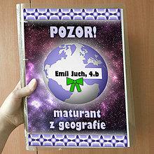 Papiernictvo - Pozor! Maturant z geografie - zakladač (5) - 10761671_
