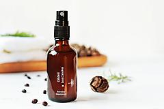 Drogéria - Sprejový dezodorant Céder a borievka (50 ml) - 10762913_