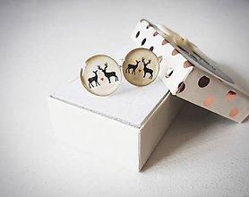 Šperky - Manžetové gombíky - 10764386_