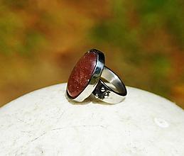 "Prstene - Nerezový prsten .."" Marmalade "" - 10763918_"